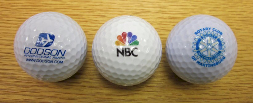 Customizable Golf Ball