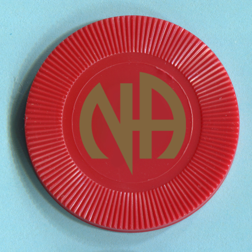 Plastic NA Tokens and Chips