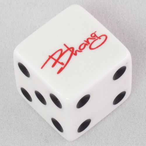 Custom Printed Dice