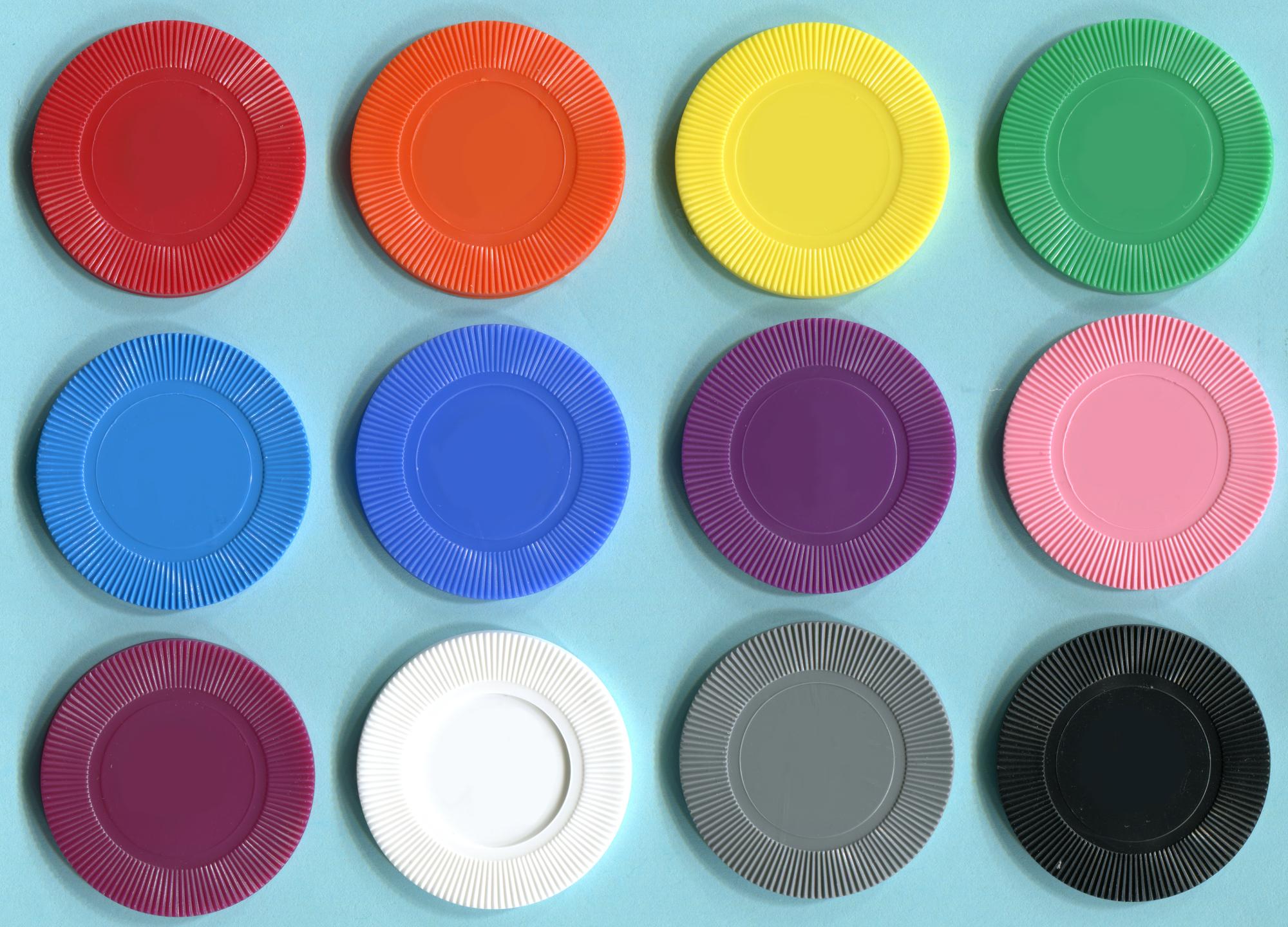Kunststoff Chips