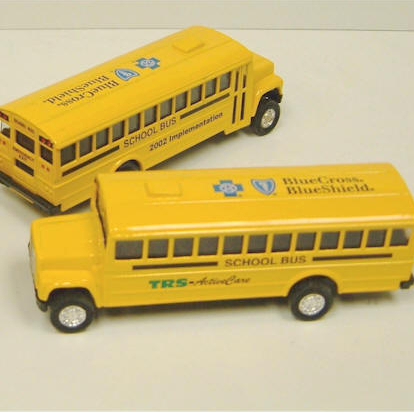 Custom Personalized School Buses