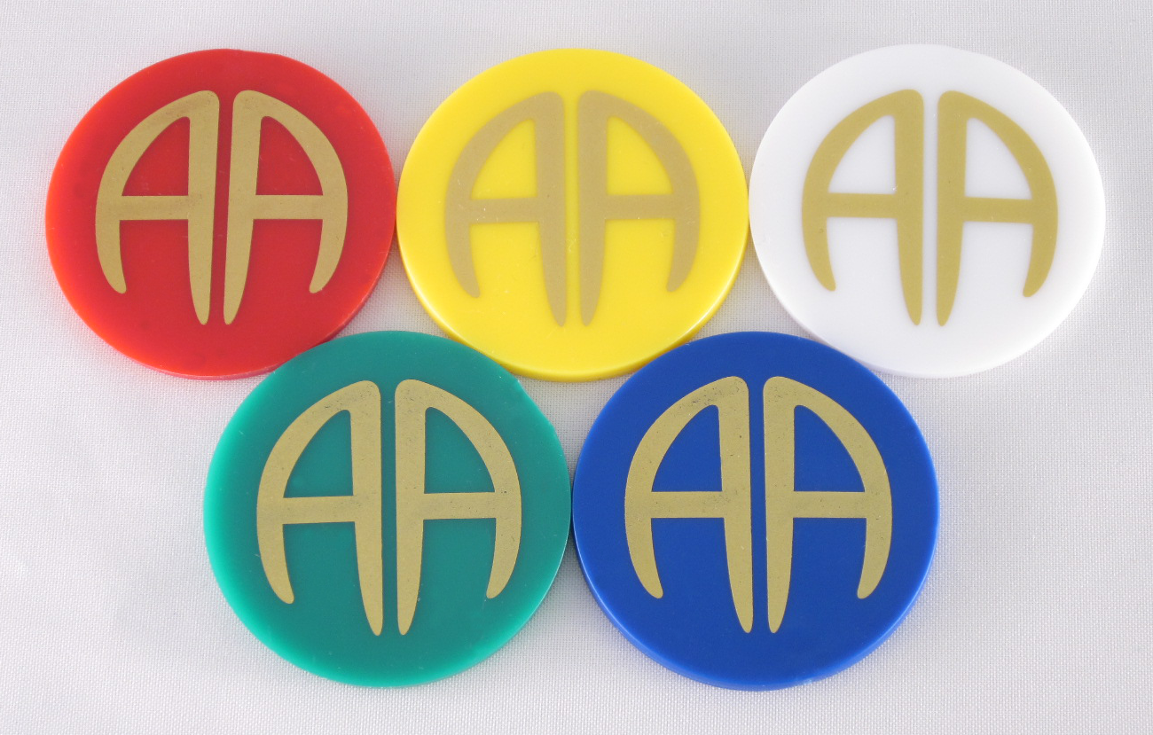 Smooth AA Tokens